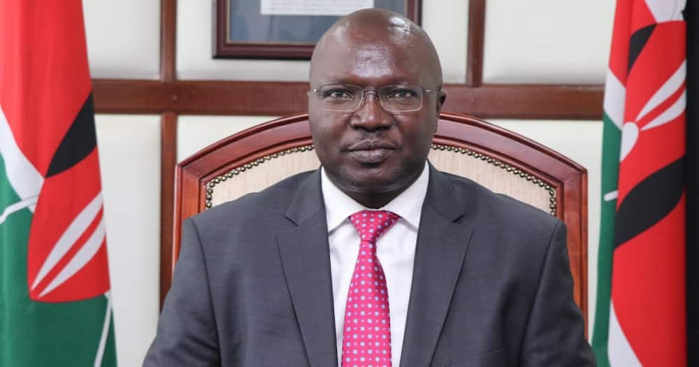 Labour CS Simon Chelugui assured Kenyan workers in Saudi Arabia of their safety.