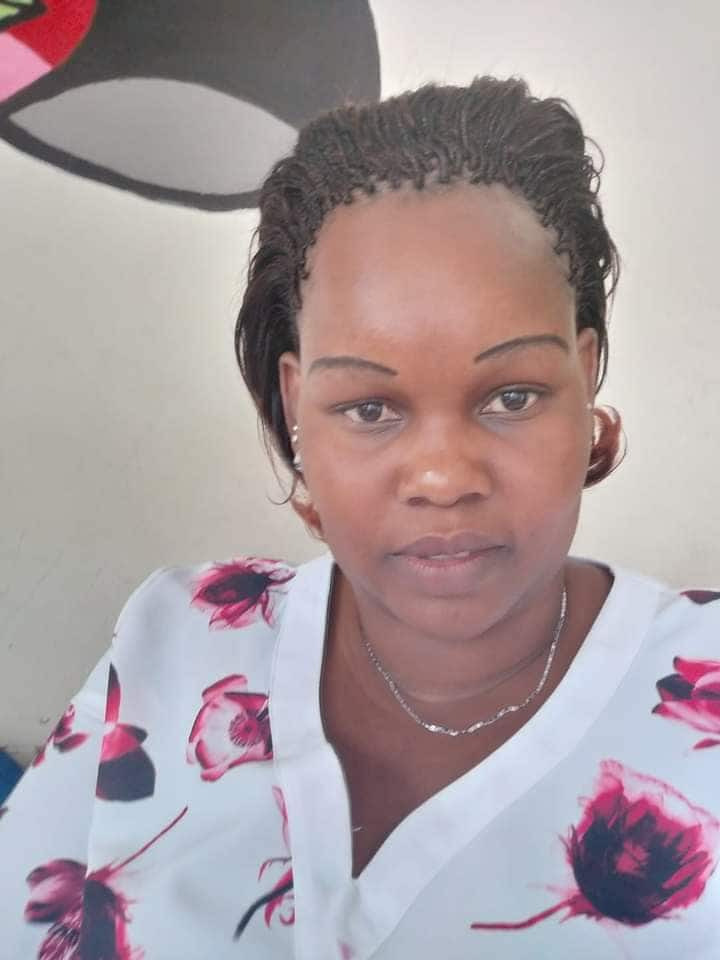 Caroline Kangongo is on the loose after reportedly killing two men.