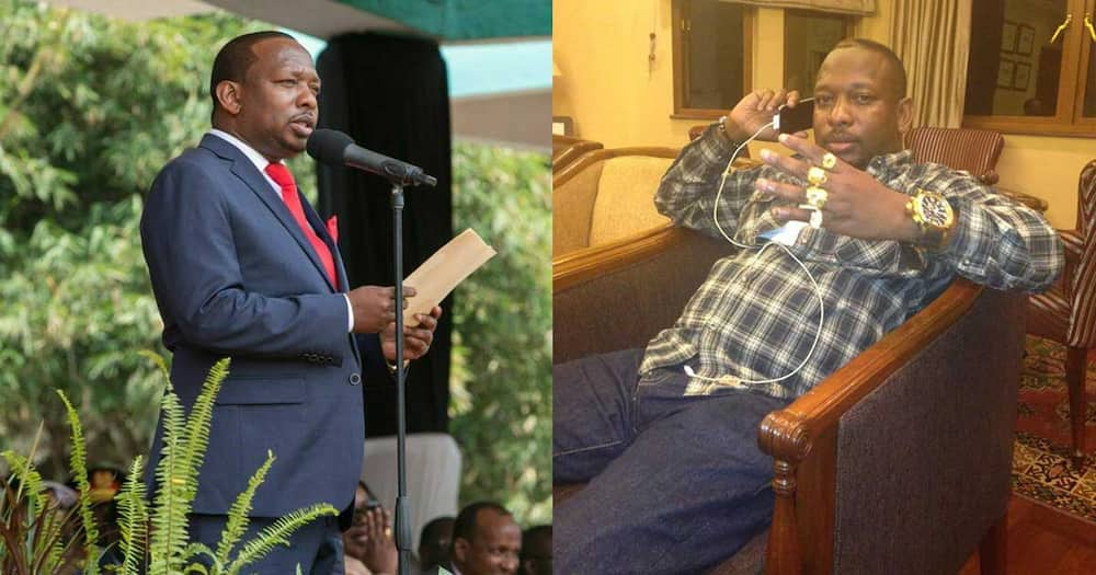 """Mike Sonko Hits Out at Kenyans Who Refer to Him as Blogger: """"It Doesn't Worry Me"""""""