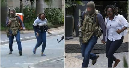 "UK paper calls Kenyans ""idiots"" for exposing face of British special soldier involved in DusitD2 rescue"