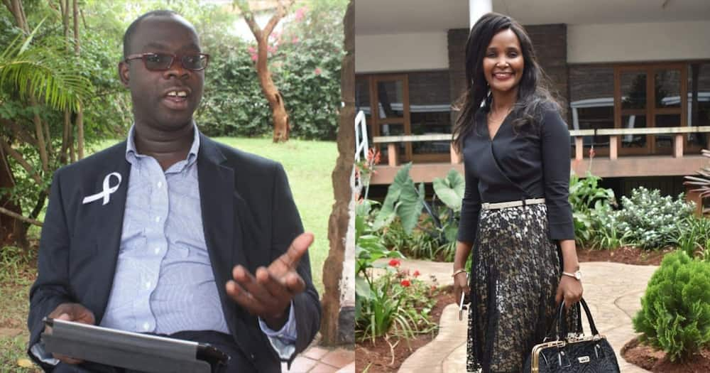 DNA test confirm late MP Ken Okoth fathered MCA Ann Thumbi's son