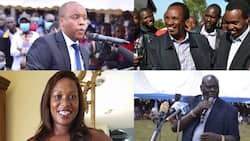 Kosgeys, Toos and Murgors: Political Families from Kenya's North Rift Region