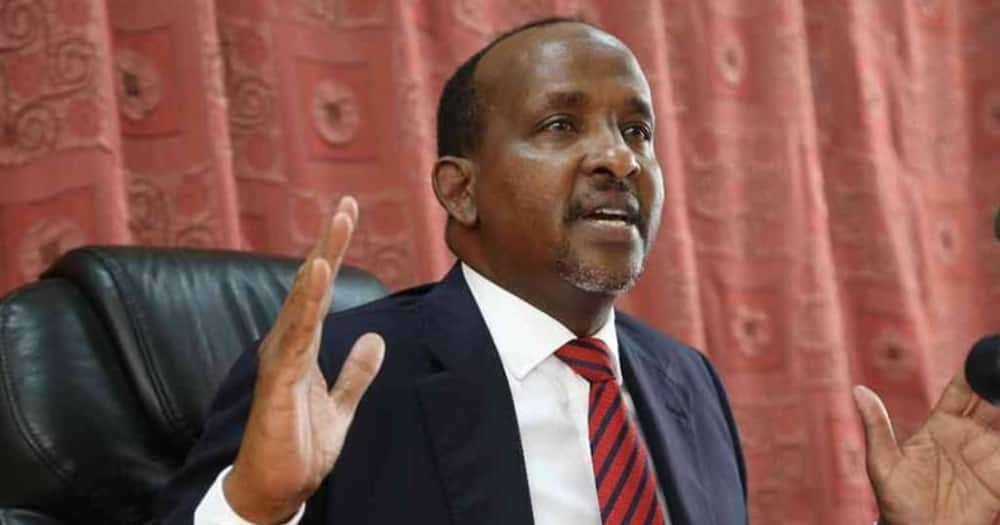 Aden Duale said ODM should campaign instead of blaming the IEBC.