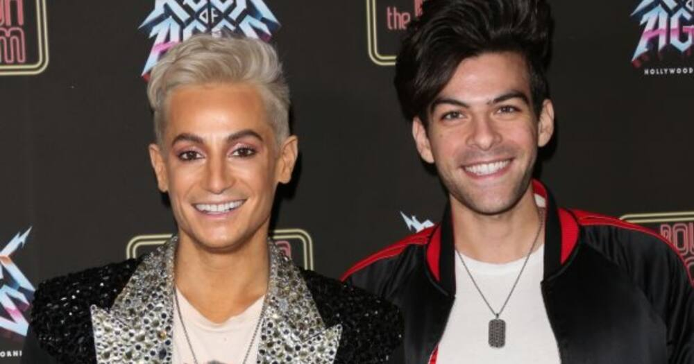 Ariana Grande's Brother Frankie Gets Engaged to Boyfriend of Two Years