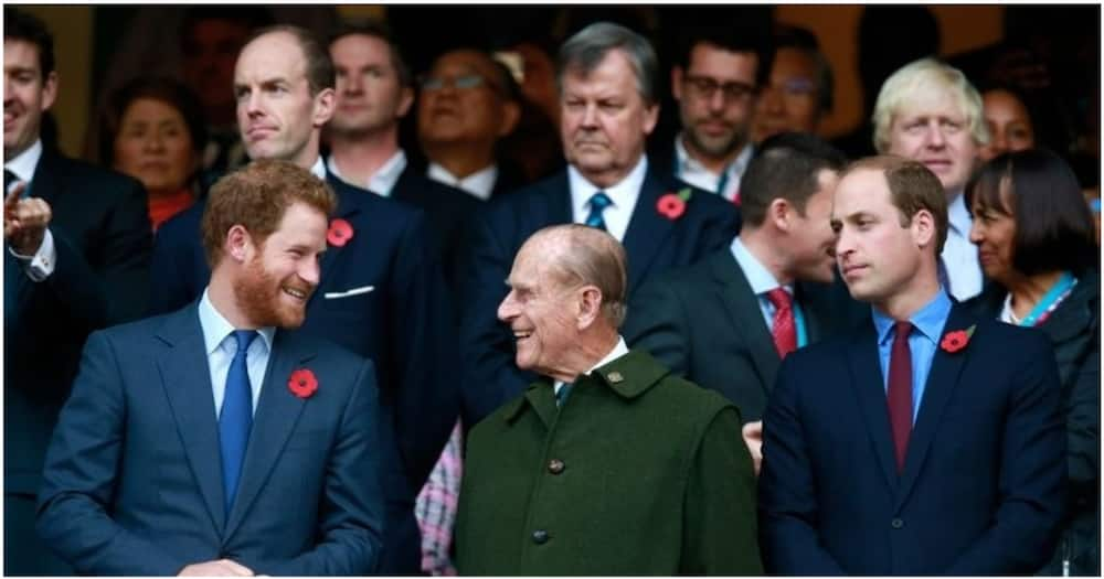 Prince Harry Expected to Fly Back to UK Following Grandfather's Death