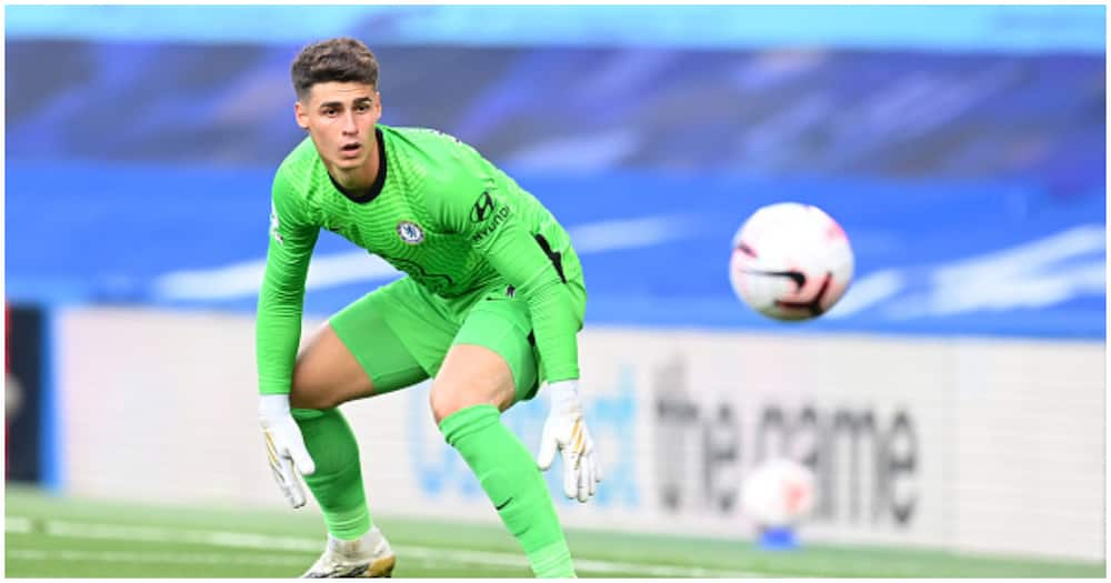 Kepa Arrizabalaga: Frank Lampard confirms keeper will be dropped in Chelsea's next match