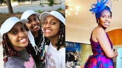 Moipei Triplets: Iconic Singing Trio Praise Their Mum During Her Birthday
