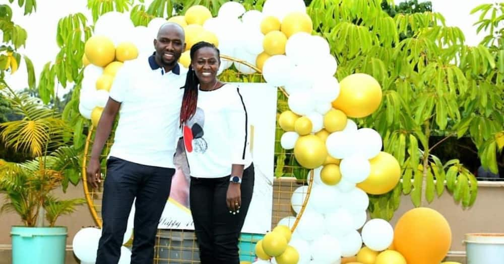 """Kipchumba Murkomen's Sweet Message to Wife Gladys on Her Birthday: """"My Bosom, Confidant and Soulmate"""""""