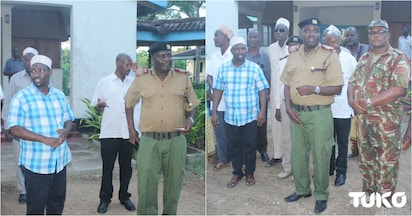 Police arrest wife to one of the suspects who abducted Italian lady in Malindi