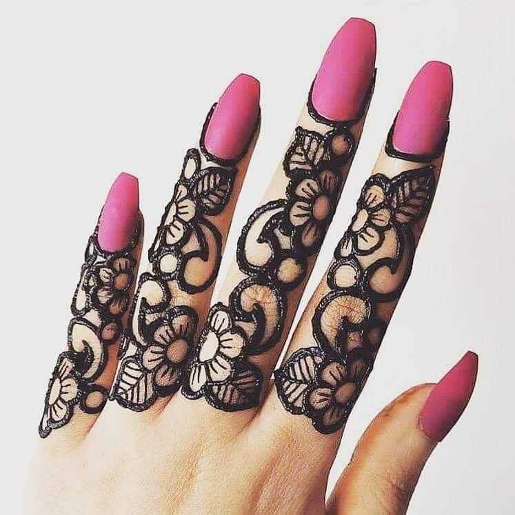 30 simple mehndi designs for hands