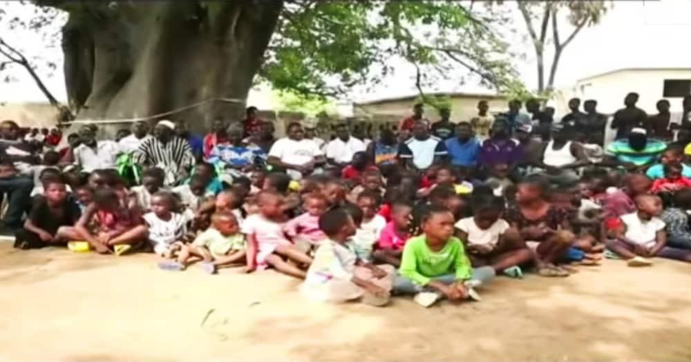 Ghana: découverte d'un homme marié à 43 femmes et ayant 200 enfants-VIDEO