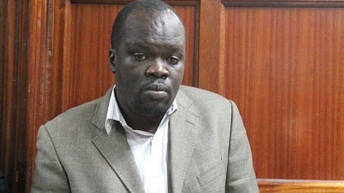 Bloga Robert Alai Akamatwa kwa Madai Kwamba Alimpiga Mwanamuziki Ringtone