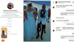 Nigerian Man Weds American Lady who DMed Him First on Instagram