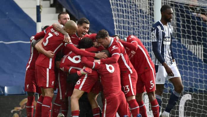 Liverpool Waponda West Brom na Kufufua Matumaini ya Kumaliza wa Nne