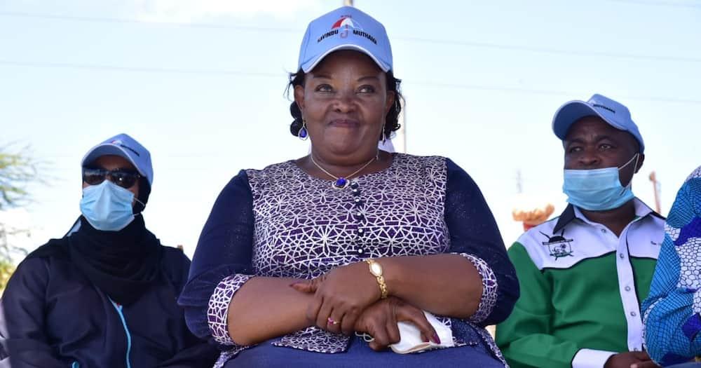 Kipchumba Murkomen Congratulates Agnes Kavindu for Winning Machakos Senatorial Race