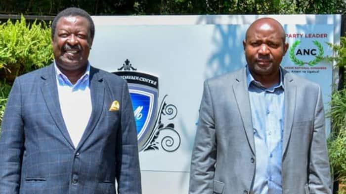 Chama Chake Musalia Kumchagua Mgombea Mwenza wa Urais Kutoka Mlima Kenya