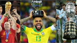 Top Five Players with Most Trophies in Their Football Careers