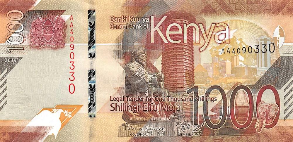 Top 20 highest currencies in Africa in 2020