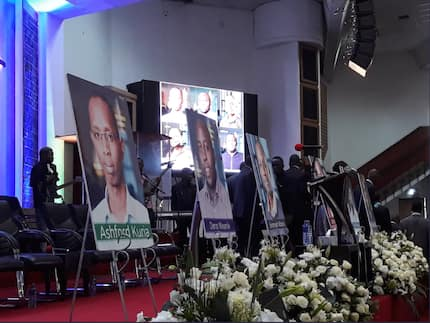 Mass held for 6 employees from same company who died in DusitD2 terror attack