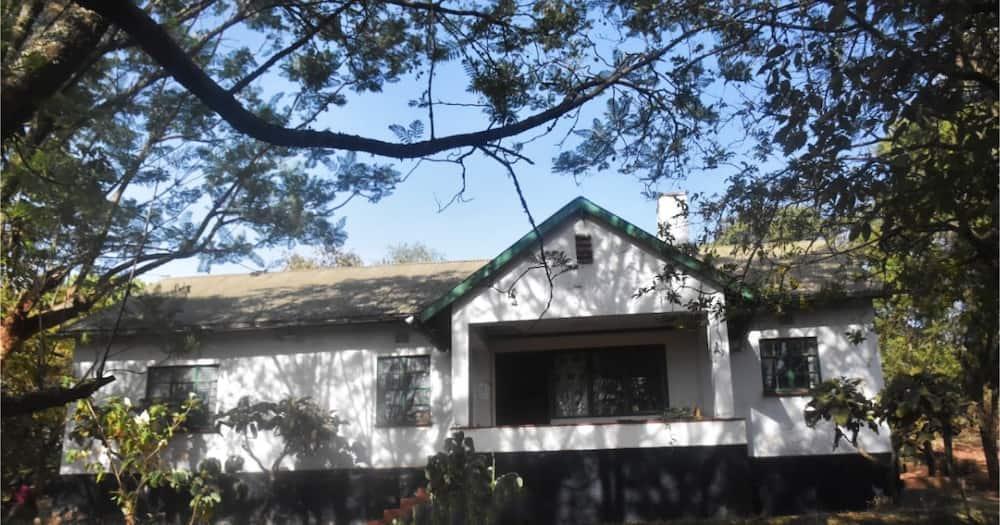 Jomo Kenyatta wrote his book Facing Mount Kenya while living at the Maralal house.