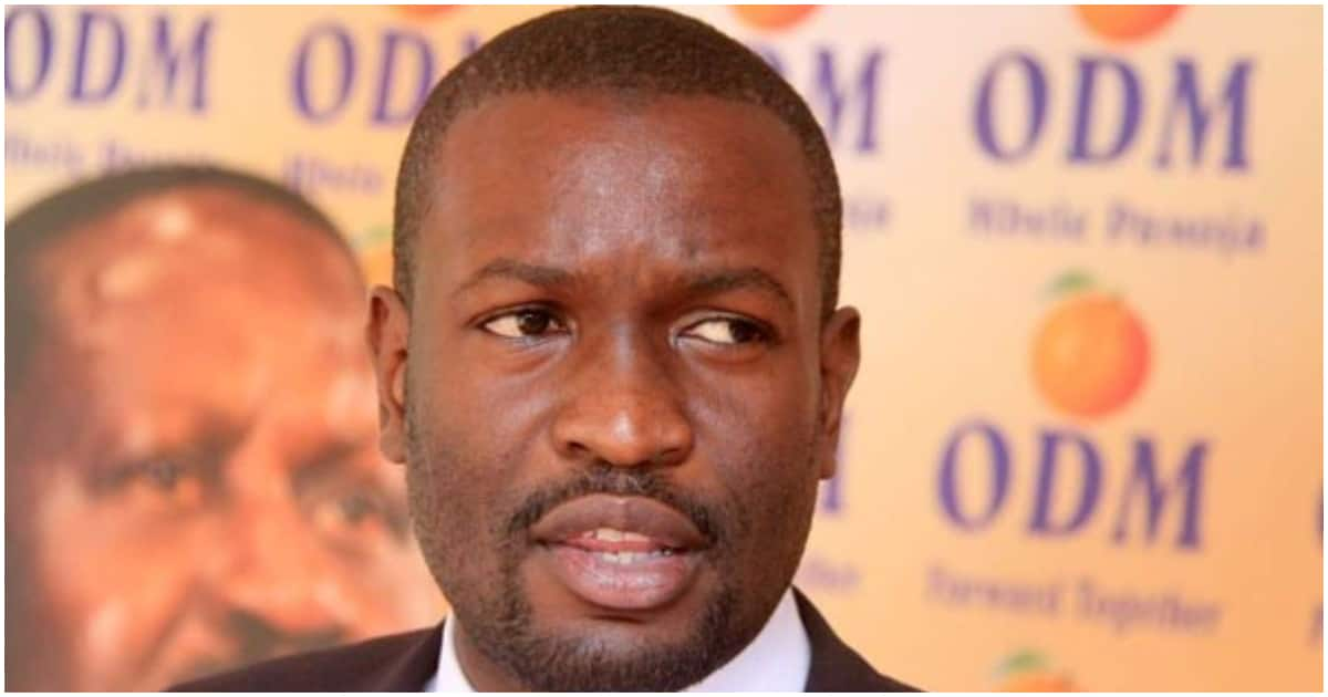 ODM party denies claims NASA proposed nominee for Nairobi's deputy governor slot