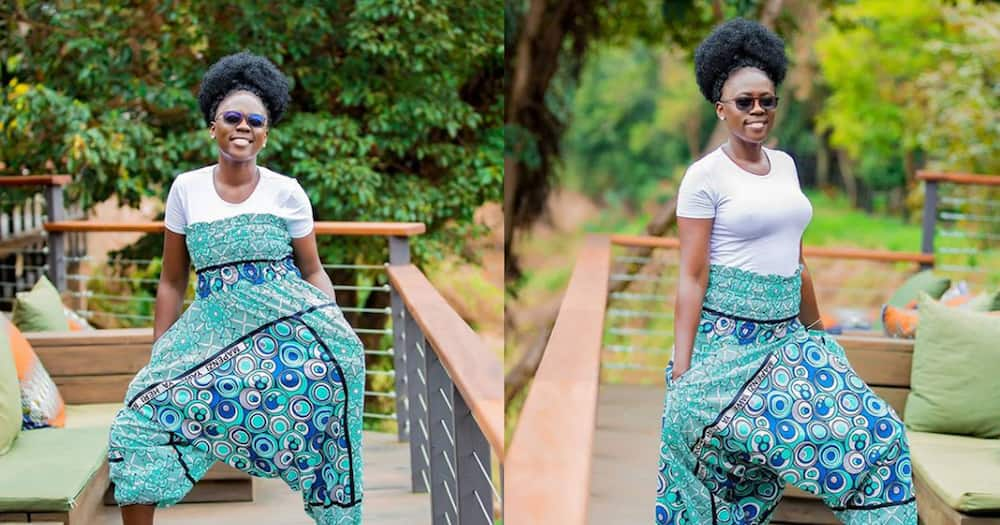 singer and businesswoman Akothee.