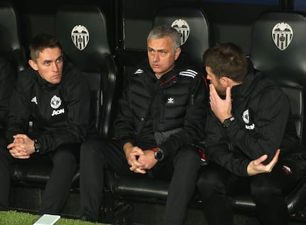 Mourinho rates Man United title chances, top 4 finish after Liverpool defeat