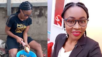 Bevalyne Kwamboka: Viral Chips Vendor Says She Cried Over Mean Comments on Her Short Dress