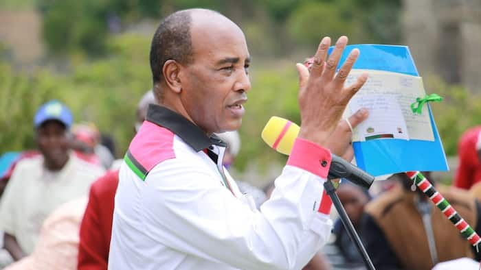Deep State Goes up to the Polling Station and Votes, Governor Kimemia