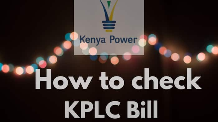 How to check KPLC bill via SMS, USSD, e-mail: A comprehensive guide
