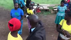 Video of Woman Rebuffing Pastor's Hand of Blessing Goes Viral, Kenyans React