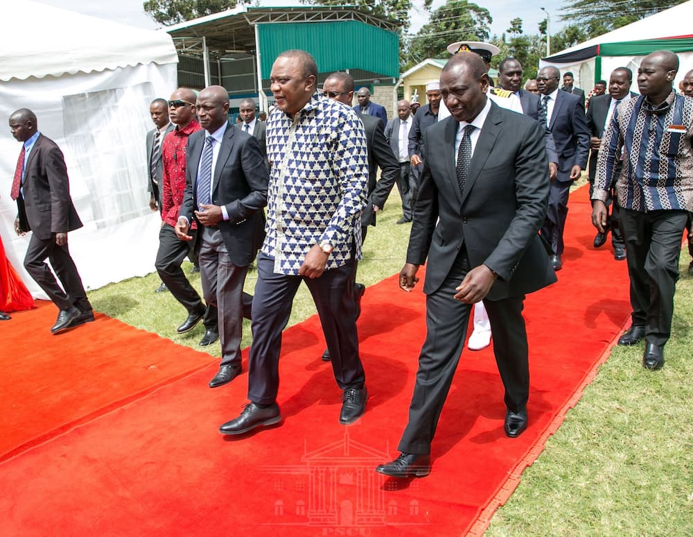 """MP Oscar Sudi claims a Cabinet reshuffle is looming: """"We are fine with it"""""""