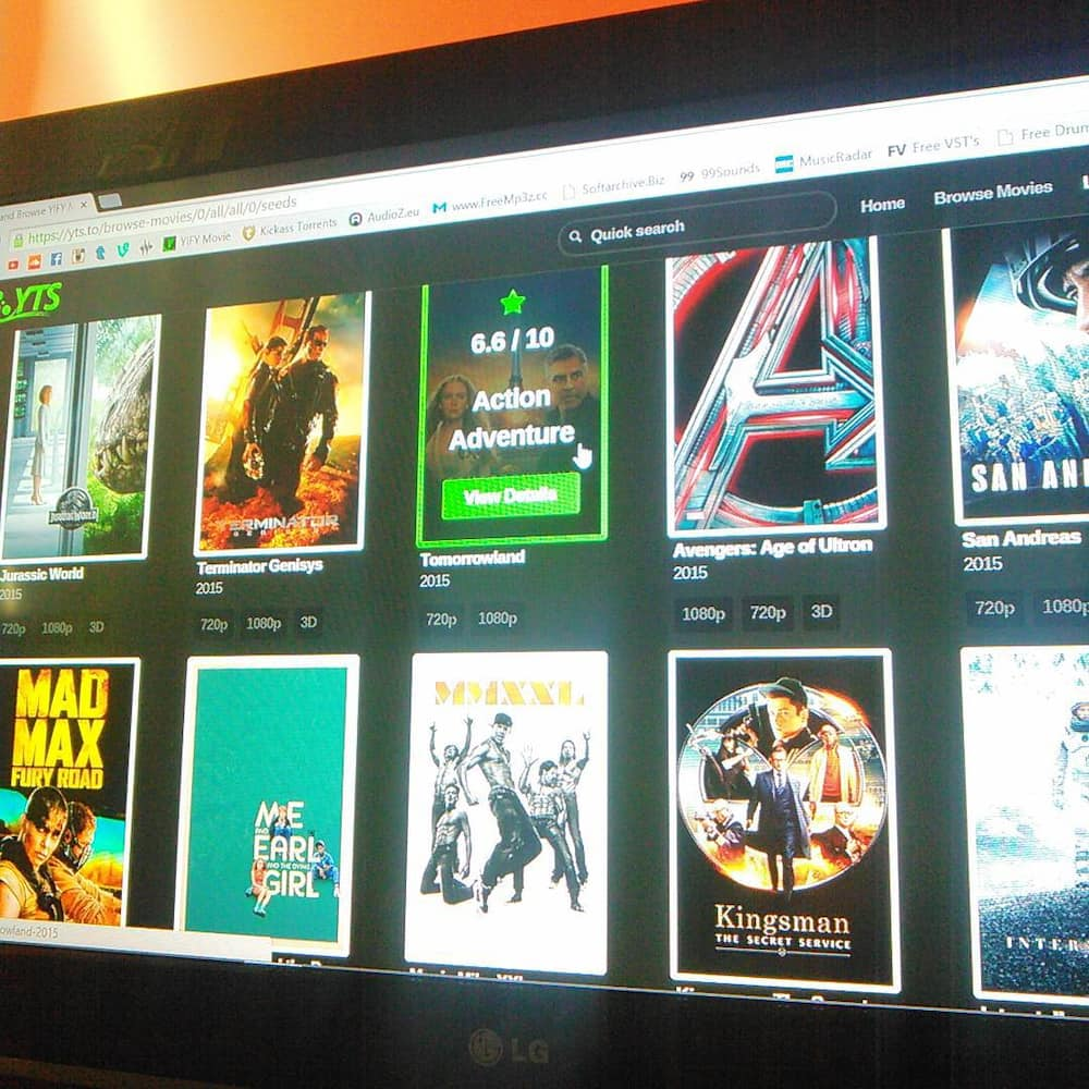 What happened to YIFY?