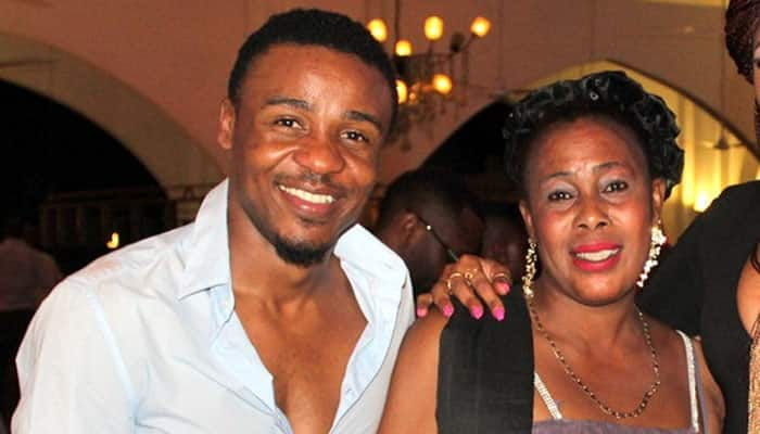Alikiba's mum says daughters-in-laws' upbringing is the reason they keep complaining about her sons'