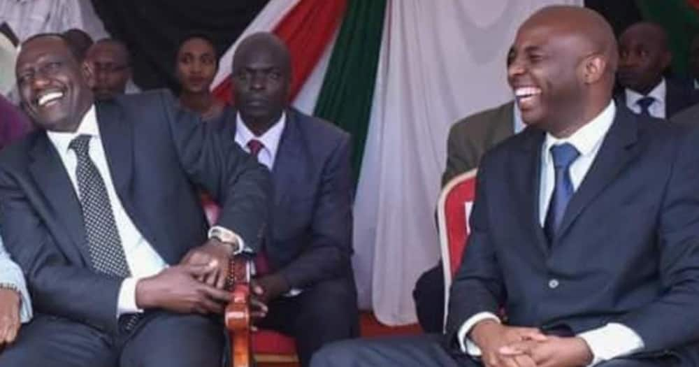 I don't Understand how I Joined Ruto's Camp, I Think Tanga Tanga Has Some Magic, Kang'ata