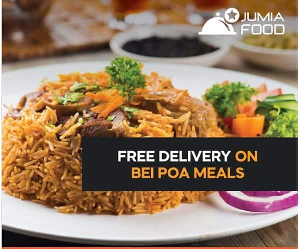 Jumia Food Kenya contacts