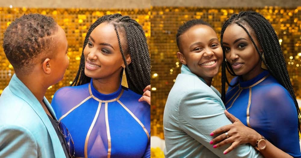 """Makena clears air on relationship with Michelle Ntalami: """"It's big mistake to say she is my wife"""""""