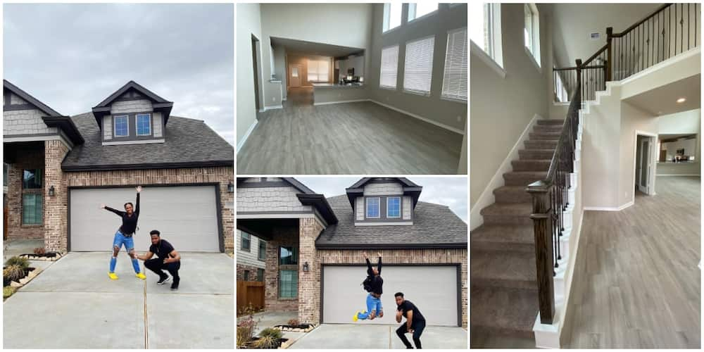 Young Lovers Aged 23 and 25 Buy Big House, Share Beautiful Photos of Its Interior, Social Media Reacts