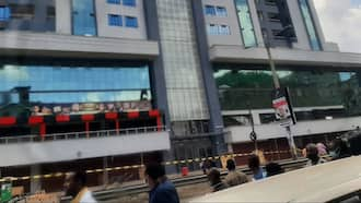 Hofu ya Bomu Katika Yare Towers Yasimamisha Biashara Mtaani Eastleigh