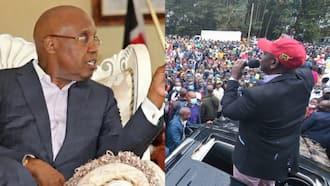 William Ruto Condemns Leaders Behind Jimmy Wanjigi's Stoning Incident in Migori