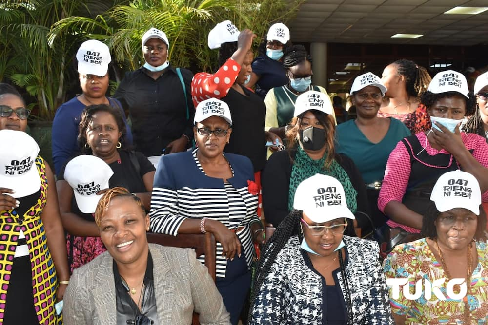 """Nairobi women caucus commence BBI campaign day after assembly approved bill: """"Rieng ni BBI"""""""