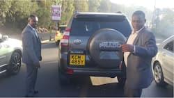 Inspekta mkuu wa polisi Joseph Boinnet awaka baada ya walinzi wa DPP kuhangaisha wenye magari barabarani