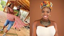 "Yasmin Said Leaves Fans Talking After Sharing Photo of Her Being Carried by Man: ""Huyu Ndio Mwenye Mali?"""