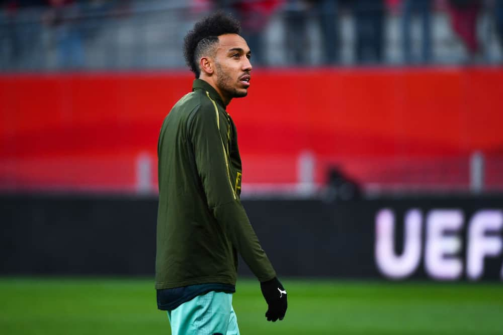 Aubameyang admits Arsenal are yet to offer him new deal