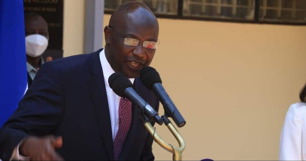 Bungoma governor Wycliffe Wangamati, county officials test positive for COVID-19