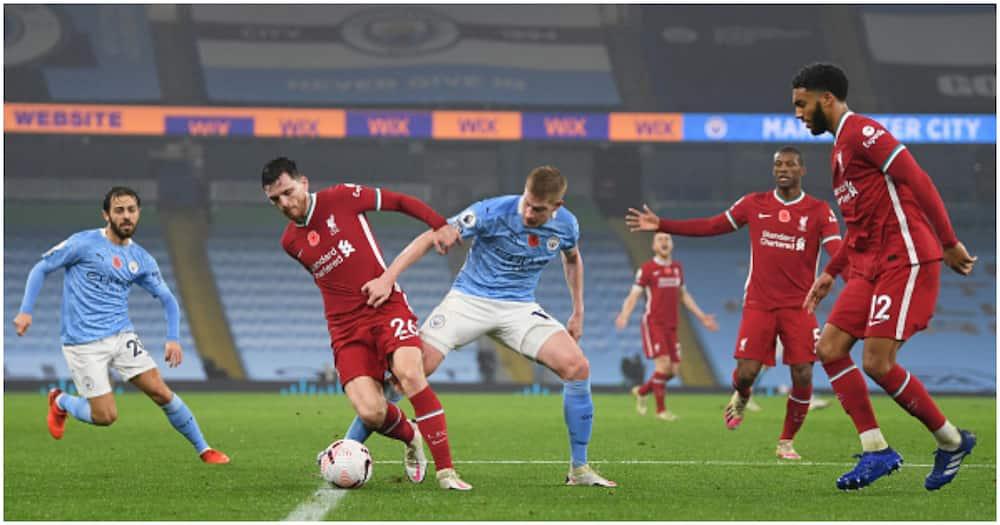 Jedwali ya sasa ya Ligi Kuu Uingereza baada ya Man United kutafuna Everton