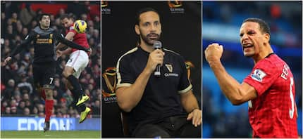 Rio Ferdinand says Man United's game against Liverpool is a must-win while on Kenya tour
