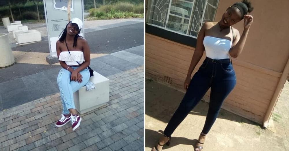 Stunning lady who could not afford varsity starts successful business
