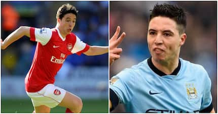 Samir Nasri set for emotional return to football after his 18-month ban from the game