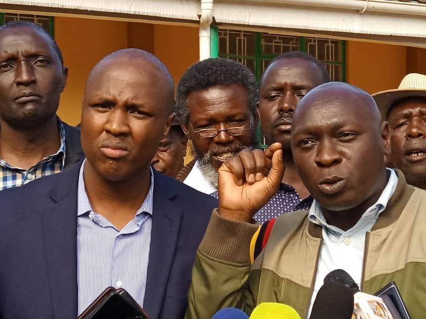 Moses Kuria adai wakulima wa mahindi wana tabia mbaya ya kutaka kumlaghai Uhuru